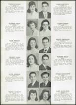 1944 West Philadelphia High School Yearbook Page 100 & 101
