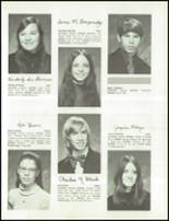 1975 Tussey Mountain High School Yearbook Page 22 & 23