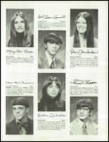 1975 Tussey Mountain High School Yearbook Page 24 & 25