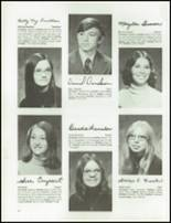 1975 Tussey Mountain High School Yearbook Page 28 & 29