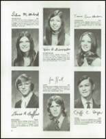 1975 Tussey Mountain High School Yearbook Page 30 & 31