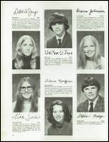 1975 Tussey Mountain High School Yearbook Page 32 & 33