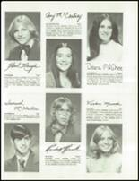1975 Tussey Mountain High School Yearbook Page 34 & 35