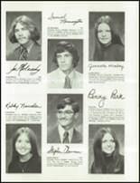 1975 Tussey Mountain High School Yearbook Page 36 & 37