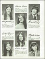 1975 Tussey Mountain High School Yearbook Page 38 & 39
