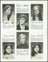1975 Tussey Mountain High School Yearbook Page 40 & 41