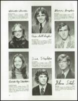 1975 Tussey Mountain High School Yearbook Page 42 & 43