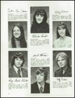 1975 Tussey Mountain High School Yearbook Page 44 & 45