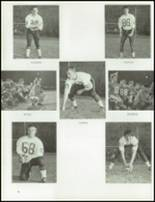 1975 Tussey Mountain High School Yearbook Page 54 & 55