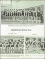 1975 Tussey Mountain High School Yearbook Page 62 & 63
