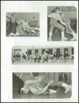 1975 Tussey Mountain High School Yearbook Page 70 & 71