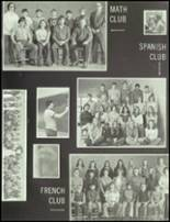 1975 Tussey Mountain High School Yearbook Page 110 & 111