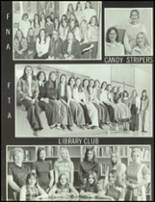 1975 Tussey Mountain High School Yearbook Page 112 & 113