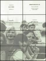 1975 Tussey Mountain High School Yearbook Page 154 & 155