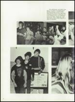 1977 Plainville High School Yearbook Page 10 & 11