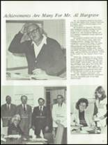 1977 Plainville High School Yearbook Page 16 & 17