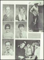 1977 Plainville High School Yearbook Page 20 & 21