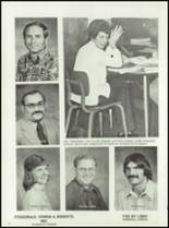 1977 Plainville High School Yearbook Page 22 & 23