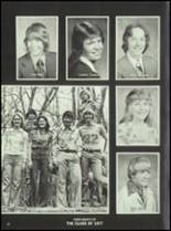 1977 Plainville High School Yearbook Page 26 & 27