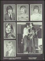 1977 Plainville High School Yearbook Page 28 & 29