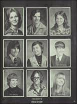 1977 Plainville High School Yearbook Page 32 & 33