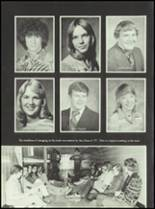 1977 Plainville High School Yearbook Page 34 & 35