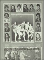 1977 Plainville High School Yearbook Page 42 & 43