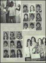 1977 Plainville High School Yearbook Page 44 & 45