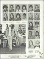 1977 Plainville High School Yearbook Page 50 & 51