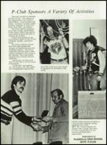 1977 Plainville High School Yearbook Page 60 & 61