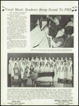 1977 Plainville High School Yearbook Page 70 & 71