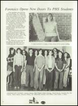 1977 Plainville High School Yearbook Page 74 & 75
