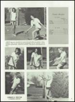 1977 Plainville High School Yearbook Page 84 & 85