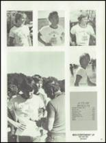 1977 Plainville High School Yearbook Page 86 & 87