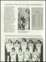 1977 Plainville High School Yearbook Page 90 & 91