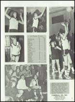 1977 Plainville High School Yearbook Page 92 & 93