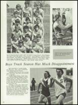 1977 Plainville High School Yearbook Page 98 & 99