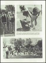 1977 Plainville High School Yearbook Page 100 & 101
