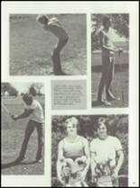 1977 Plainville High School Yearbook Page 102 & 103