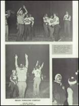 1977 Plainville High School Yearbook Page 112 & 113