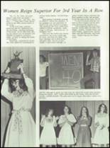 1977 Plainville High School Yearbook Page 118 & 119
