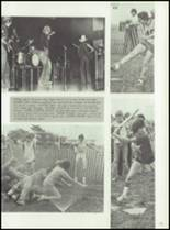 1977 Plainville High School Yearbook Page 128 & 129