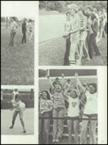 1977 Plainville High School Yearbook Page 130 & 131