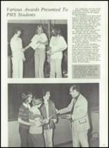 1977 Plainville High School Yearbook Page 134 & 135