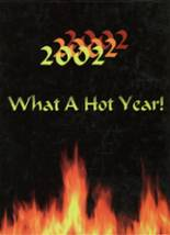 2002 Yearbook Ponderosa High School