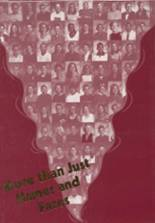 2001 Yearbook Clinton High School