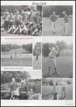 2000 Bethel High School Yearbook Page 38 & 39