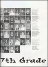 2000 Bethel High School Yearbook Page 110 & 111