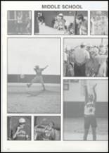 2000 Bethel High School Yearbook Page 118 & 119