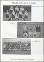 2000 Bethel High School Yearbook Page 122 & 123